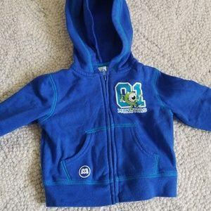 3-6m Monsters Inc Sweatshirt